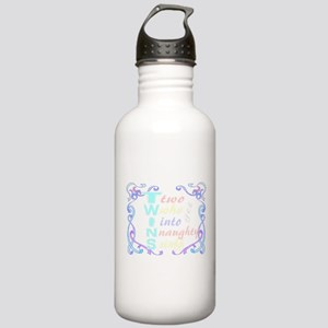 Naughty twins 3 Stainless Water Bottle 1.0L