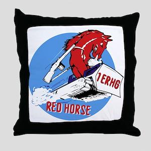 1 ERHG Throw Pillow