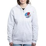 1 ERHG Women's Zip Hoodie