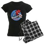 1 ERHG Women's Dark Pajamas