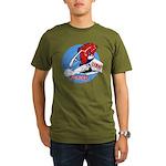 1 ERHG Organic Men's T-Shirt (dark)