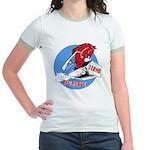 1 ERHG Jr. Ringer T-Shirt