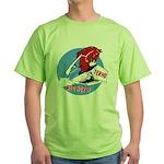 1 ERHG Green T-Shirt