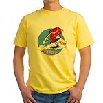 1 ERHG Yellow T-Shirt