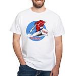 1 ERHG White T-Shirt