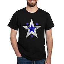 Dad Stars Dark T-Shirt