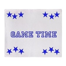 Game Time Throw Blanket