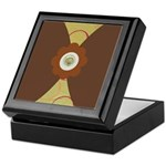 Brown Envelope Design Keepsake Box