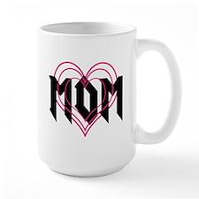 Mom Love Large Mug