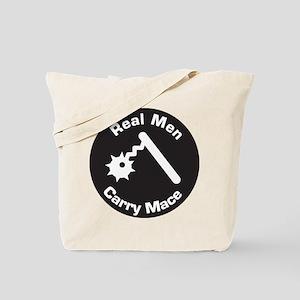 Carry Mace Tote Bag