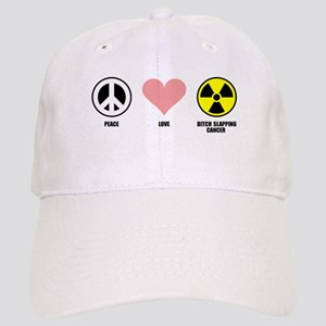 Bitch Slapping Cancer Cap