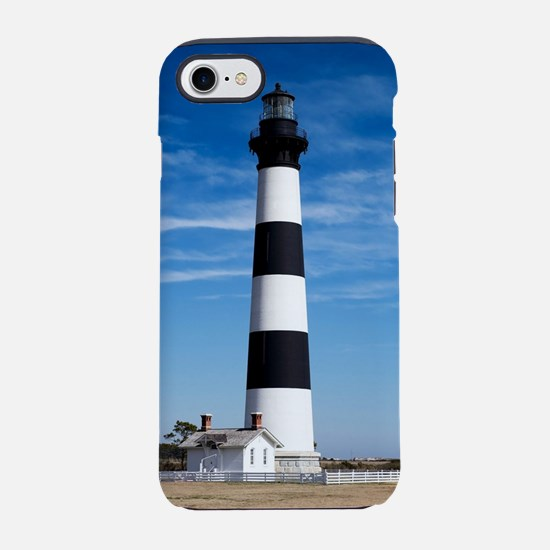 Bodie Lighthouse (Color) iPhone 7 Tough Case