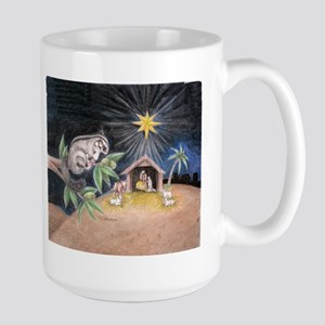 At the Manger Mugs