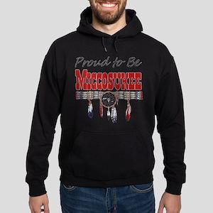 Proud to be Miccosukee Hoodie (dark)