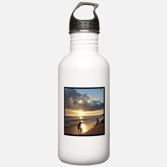 Unique Kids hawaii Water Bottle