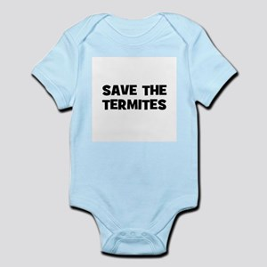 Save The Termites Infant Creeper