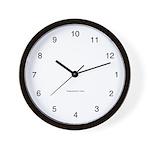 Programmer's Wall Clock