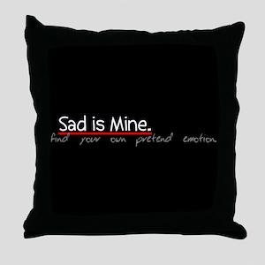 Grey's Anatomy Throw Pillow