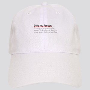 Grey's Anatomy Cap