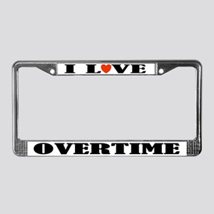 Basketball Quote Sports License Plate Frame