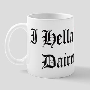 Hella Love Dairen Mug