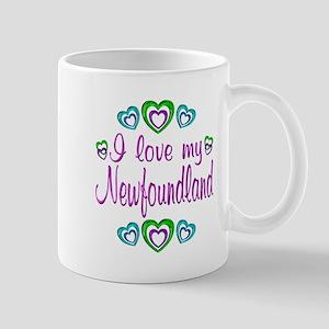 Love My Newfoundland Mug
