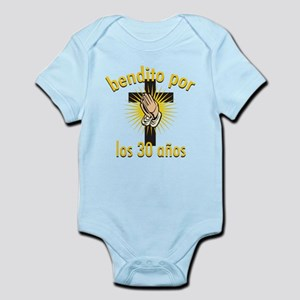 Blessed for 30 years Infant Bodysuit