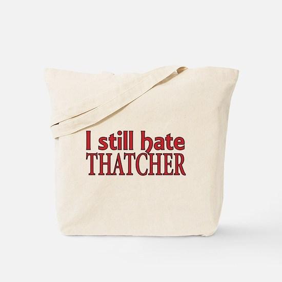 Unique Haters Tote Bag