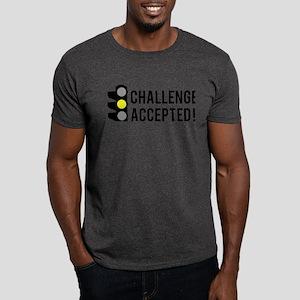 Challenge Accepted Dark T-Shirt