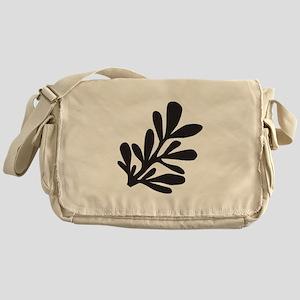 Lietuvaite Lithuanian Rue Messenger Bag