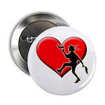 "Love Morris Dancing 2.25"" Button (10 pack)"