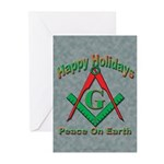 Peace on Earth Greeting Cards (Pk of 10)