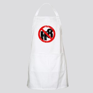 No Hate - < NO H8 > Apron