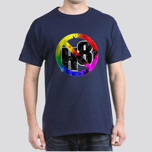No Hate - < NO H8 >+ Dark T-Shirt