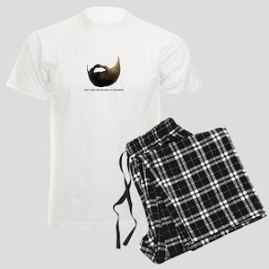 Beardiful Men's Light Pajamas