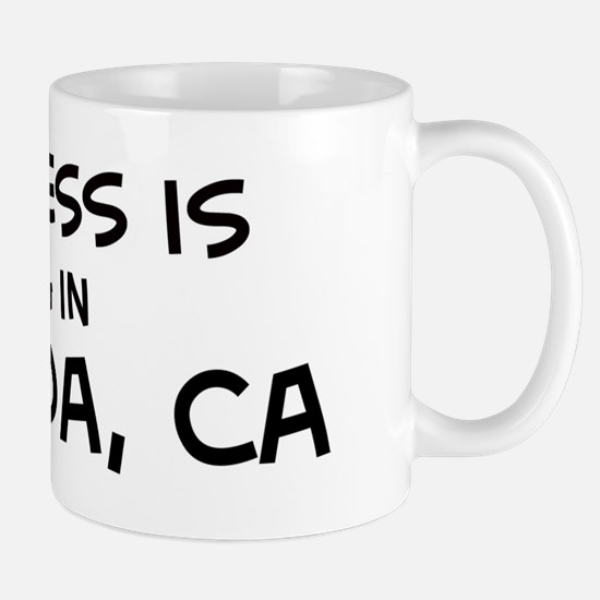 Happiness is Alameda Mug