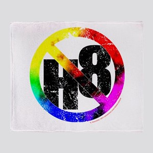 No Hate - < NO H8 >+ Throw Blanket