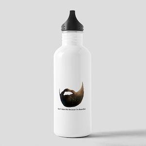 Beardiful Stainless Water Bottle 1.0L