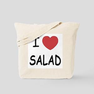 I heart salad Tote Bag