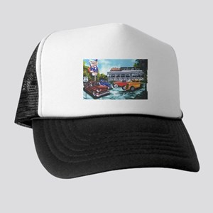 Its Burger Time Trucker Hat
