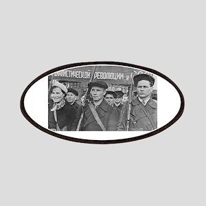 soviet revolution Patches