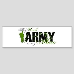 Uncle Hero3 - ARMY Sticker (Bumper)