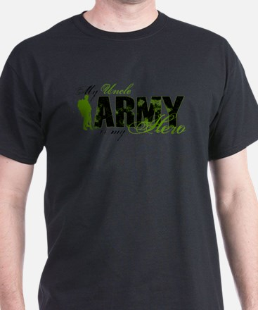 Uncle Hero3 - ARMY T-Shirt