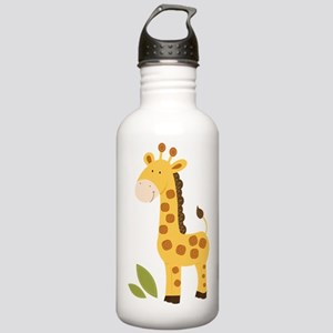 Cute Giraffe Stainless Water Bottle 1.0L