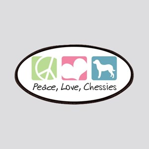 Peace, Love, Chessies Patches