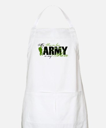 Son-in-law Hero3 - ARMY Apron