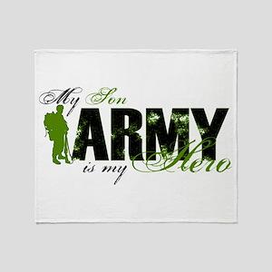 Son Hero3 - ARMY Throw Blanket