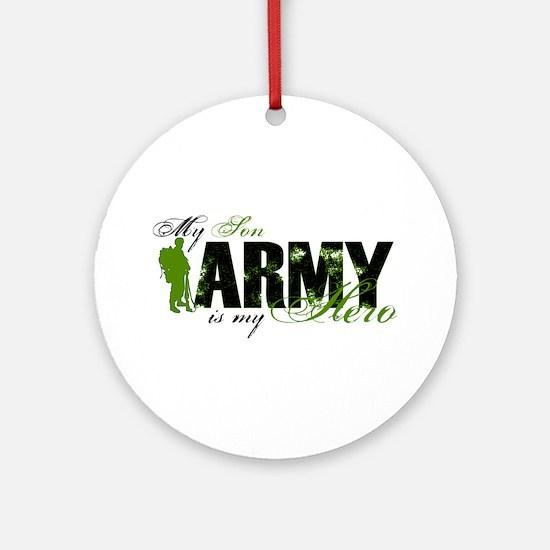 Son Hero3 - ARMY Ornament (Round)