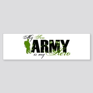 Son Hero3 - ARMY Sticker (Bumper)