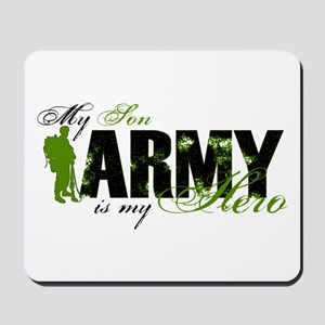 Son Hero3 - ARMY Mousepad
